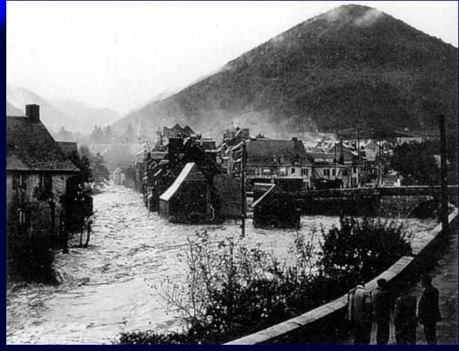 coulee de boue en suisse